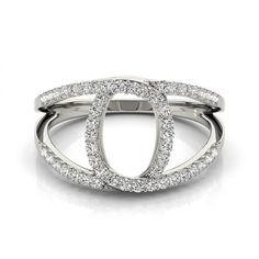 STYLE# 84717 - Fashion Rings - Diamond Fashion