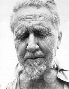 Ezra Pound by Avedon