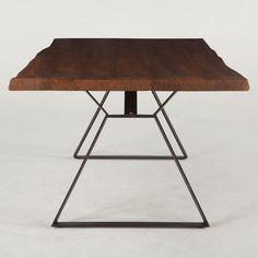 London Loft Dining Table – Artesanos Design Collection