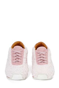 Jeffrey Campbell Fozzy Sneaker - Flats | Jeffrey Campbell | Play, Girl