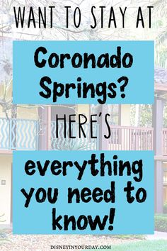 Disney's Coronado Springs resort: the complete guide - thinking about staying at Coronado Springs in Disney World? You'll want to read this first, as it has everything you need to know about rooms, pricing, dining options, pools and activities, location, transportation, and more! Best Disney World Resorts, Disney Hotels, Disney World Vacation, Disney Vacations, Disney Trips, Hotels And Resorts, Walt Disney, Disney On A Budget, Disney World Planning