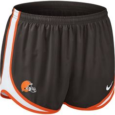 Cleveland #Browns Nike Women's Tempo Short. Click to order! - $33.99
