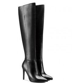 Cizme Pana La Genunchi Cu Toc Inalt Clarks Mai, Heeled Boots, Heels, Fashion, High Heel Boots, Heel, Moda, Heel Boots, Fashion Styles