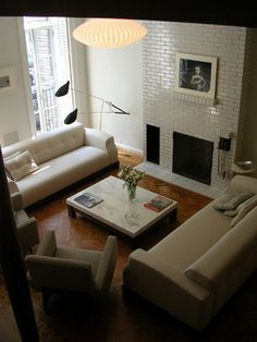 Subway Tile Fireplace Design Ideas, Pictures, Remodel, and Decor