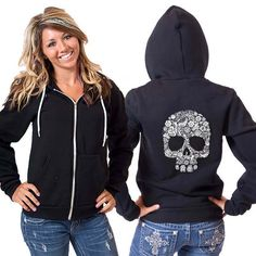 Hey, I found this really awesome Etsy listing at http://www.etsy.com/listing/57187741/white-skull-american-apparel-zip-up