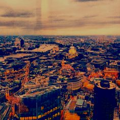 600ft above London - Vertigo 42