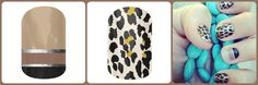 Jamberry Date Night  Jamberry Natural Leopard