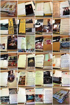 #papercraft #minialbum #scrapbook #journal
