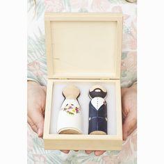 #figurki na #tort #caketopper #cake #pegdolls #wedding #slub #wesele #handpainted #vscocam #vscopoland #bestdayever