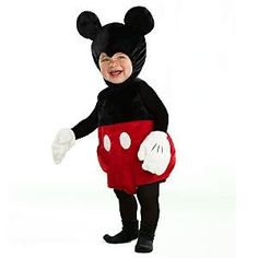 mickey mouse costume for infants toddlers review buy shop with friends sale - Baby Mickey Mouse Halloween Costume