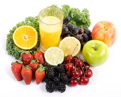 Change to more antioxidants
