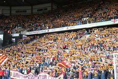 Unbelievable Bradford City fans
