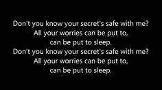 Sam Smith - Safe With Me Lyrics (+playlist)