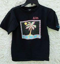 Vintage St Croix Virgin Islands Shirt Black XS Small by Fchoicevintage on Etsy Vintage Shirts, Vintage Men, St Croix Virgin Islands, Katie Roberts, Island Shirts, Jackie Stewart, College Shirts, Miss America, 90s Fashion
