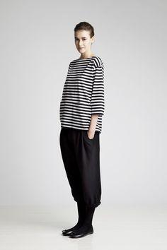 Similar to Pikasso Shirt T Shirts Marimekko Marimekko, Fashion Forms, Fashion Design, Hipster, Stripes Fashion, Textiles, Trends, Sweater Shirt, Her Style