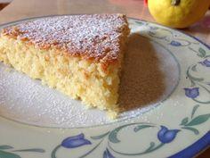 Al Caffè de la Paix: DOLCE d'AMALFI di Salvatore de Riso alle mandorle e limone