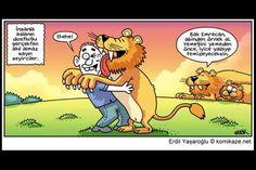 En komik karikatürler - CNN Türk tarafından sağlanmıştır