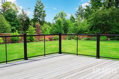 NOVA II System features powder-coated aluminum posts, handrails and foot rails and horizontal cable infill. The cable infill utilizes HandiSwage™ fittings with cable. The NOVA II System is offered in black, white and bronze color options. Deck Railing Systems, Deck Railings, Stair Railing, Stairs, Exterior Handrail, Stainless Steel Cable Railing, Vinyl Railing, Steel Deck, Deck Posts
