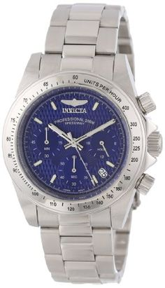 Men's Wrist Watches - Invicta Mens 9329 Speedway Collection Chronograph S Watch -- Check out this great product.