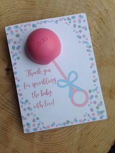 8 Best Baby Sprinkle Favors Images Baby Shower Gifts For Guests