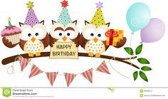cumpleaños buho - Buscar con Google