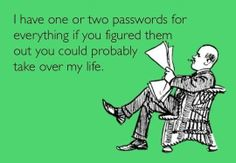 Let me guess, password123