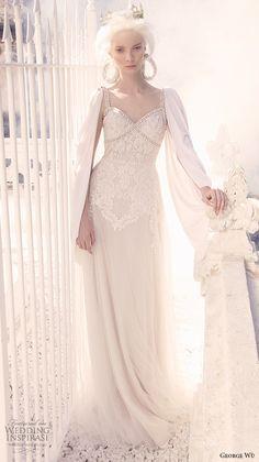 George Wu 2016 Wedding Dresses — Sancta Sedes Bridal Collection