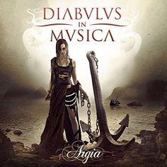 "Spanish Symphonic Metal Band Diabulus in Musica reveals artwork for new album ""Argia"" (out April Metal Sinfônico, Gothic Metal, Symphonic Metal, Musica Heavy Metal, Power Metal, Best Albums, Cd Album, Death Metal, Hard Rock"