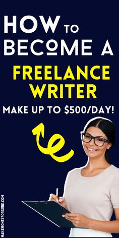 Freelance writing for beginners: How To Become A Freelance Writer Even You Have No Experience #freelance #makemoneyonline #makemoneyfast #makemoneyonline Legit Work From Home, Work From Home Tips, Busy At Work, Earn Money From Home, Earn Money Online, Way To Make Money, Work From Home Business, Starting A Business, Online Work