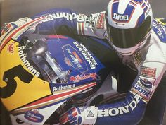 1991: Wayne Gardner - Rothmans Honda HRC