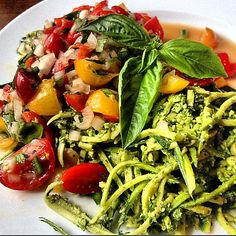 Garden Fresh Vegetable Pasta