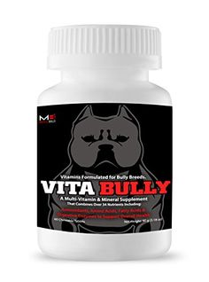 Best price on Vita Bully Supplement for Bully Breeds: Pit Bulls, American…