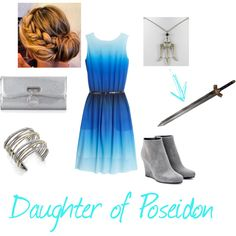 Daughter of Poseidon: formal < I would wear this all the time!!