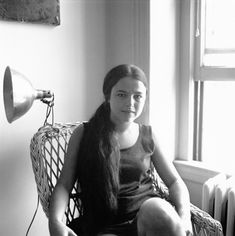 "springgreens:    Eva Hesse  ""Don't worry about cool, make your own uncool. Make your own, your own world. If you fear, make it work for you – draw & paint your fear and anxiety…""  A letter from Sol LeWitt to Eva Hesse"