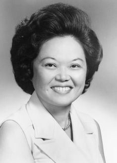 In 1965, Patsy Mink was the first woman of color and Asian-American elected to Congress. She served a total of 12 terms representing Hawaii. Mink was the principal author and sponsor of the Title IX bill, which required gender equality in every educational program that received federal funding. She was also the first Asian-American to run for president.