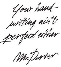 Mr. Porter by Underware #TDC2012