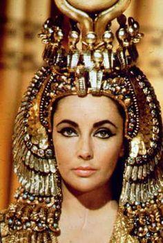 Elizabeth Taylor as Cleopatra, 1963 British-American-Swiss epic drama film directed by Joseph L. Mankiewicz