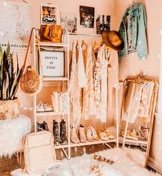 (paid link) Easy DIY Pipe Clothes rack bedroom made at home in only a couple hours. Please find all parts below! This clothing ... #clothesrackbedroom