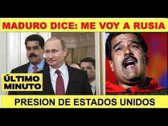 """Maduro pide asilo a Rusia por fracaso de Constituyente - VER VÍDEO -> http://quehubocolombia.com/maduro-pide-asilo-a-rusia-por-fracaso-de-constituyente    Maduro negocia su asilo en Rusia. Presiones de Trump, Putin y el fracaso de la Constituyente en Venezuela serian las razones del asilo politico a Rusia Moscu. Es una salida inteligente  Raúl Castro manifestó su alegría. """"Hijo de Putin afirmó que Raúl Castro estaría dispuesto a negociar con..."""