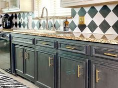 Dixie Belle Paint Company - Dixie Belle Paint Blog Chalk Paint Projects, Paint Companies, Dixie Belle Paint, Dark Stains, Custom Paint, Cabinet, Black And White, Dining, Storage