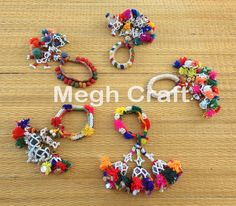 Kuchi Gujarat Banjara Bracelets -Vintage Banjara Armlets pearl Beaded Bracelets BY #CraftsOfGujarat #craftnfashion #meghcraft #indianethnicjewery