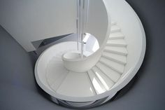How about this as a feature staircase? Oozing charm & style using @himacs #interiordesign #architecture