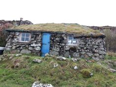 Could you live here? An auld croft on the Isle of Muck
