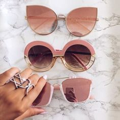 A gal can Neva go wrong with the right pair of Sunnies - Dior Eyeglasses - Trending Dior Eyeglasses. - A gal can Neva go wrong with the right pair of Sunnies Round Sunglasses, Sunglasses Women, Pink Sunglasses, Sunglasses Sale, Reflective Sunglasses, Trending Sunglasses, Dior Eyeglasses, Jewelry Accessories, Fashion Accessories