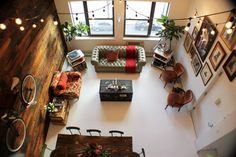 Jove's Bright Home with Inventive Features