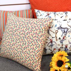 Almofadas para decorar sua casa!