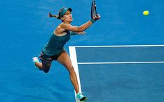 Eugenie Bouchard thrashes out-of-sorts Serena Williams at Hopman Cup Hopman Cup, Eugenie Bouchard, Threes Game, Serena Williams, Number One, Perth, Sports News, Tennis, Running