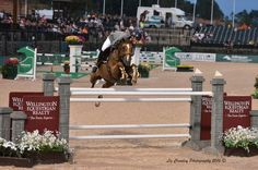 Emanuel Andrade finished third in the $130,000 Wellington Equestrian Realty Grand Prix CSI 3*.