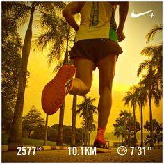 Yes! Barry is running... #barryisrunning #run #runsg #nikeplus #running #runhappy #runnerscommunity #runnerinspiration #runforabettertomorrow #AmigosRunning #correr #Corrida #instarun #instarunner #iphonerunner #iphoneonly #marathontraining #wearetherunners #coolrun #worlderunners #hazepleasegoaway