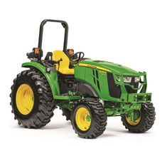 Innovative Iron Awards 2020: John Deere 4M Heavy-Duty Tractor and Kioti CX Series Tractors John Deere Compact Tractors, Small Tractors, John Deere Tractors, John Deere Equipment, Heavy Equipment, Tractor Coloring Pages, Agriculture Tractor, Hobby Farms, Innovation
